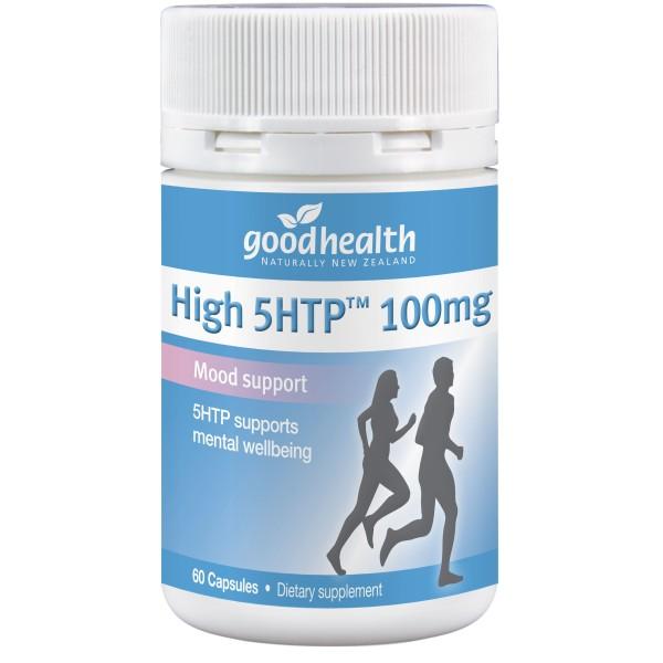 Good Health High 5 HTP 100mg 60 Capsules
