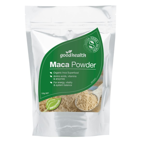 Good Health Maca Powder 150g