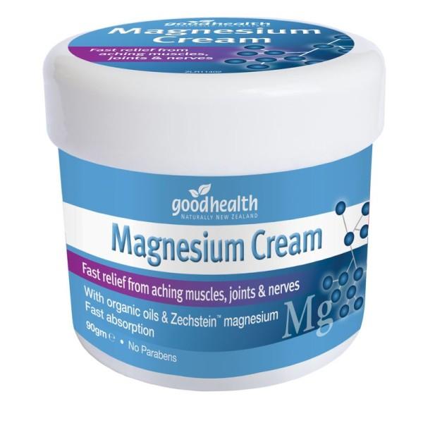 Good Health Magnesium Cream 90g