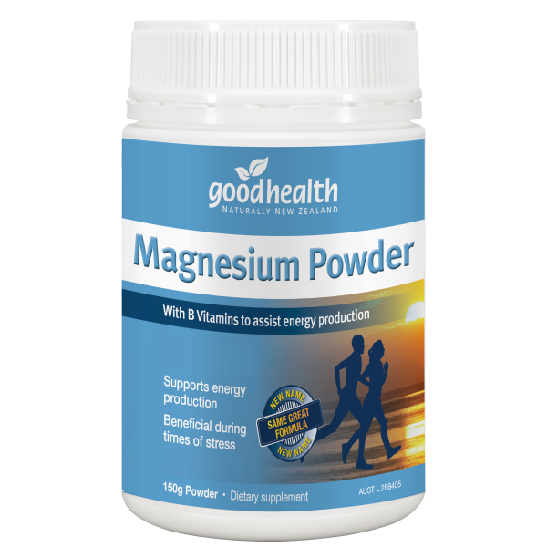 Good Health Magnesium Powder 150g