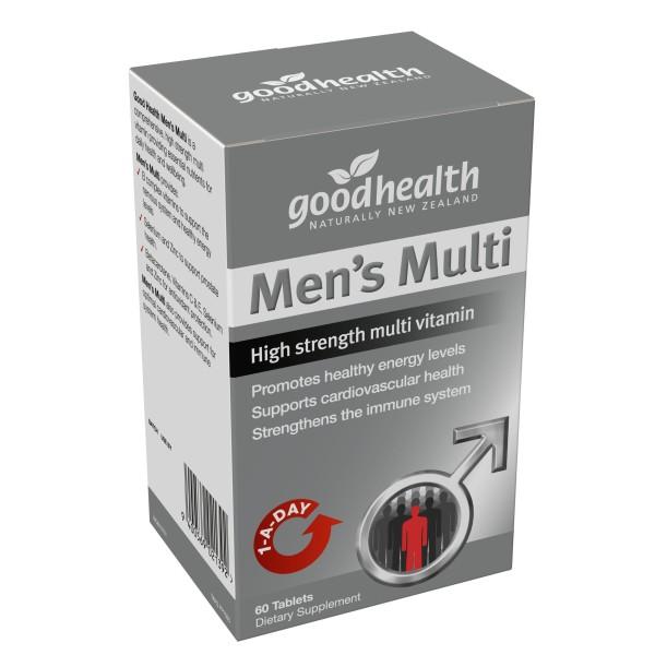 Good Health Men's Multi 60 Tablets