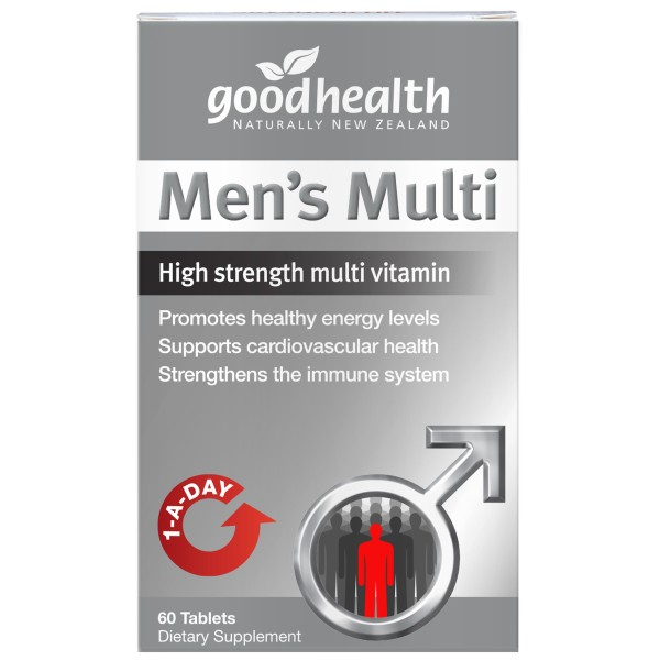 Good Health Men's Multi 60 Tablets