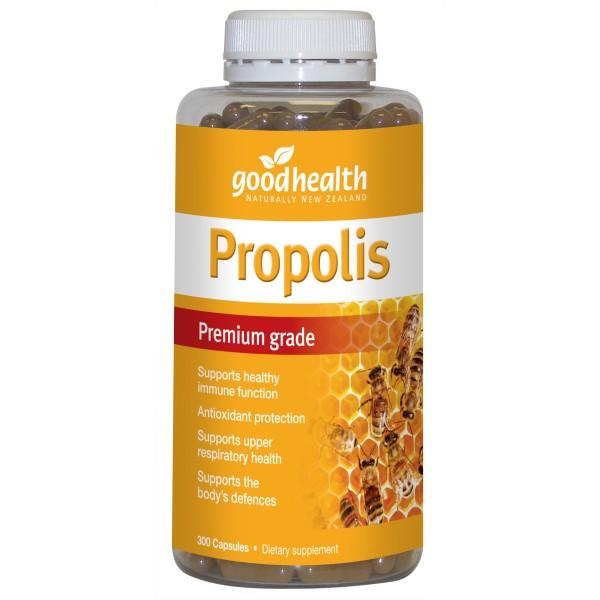Good Health Propolis 300 Capsules
