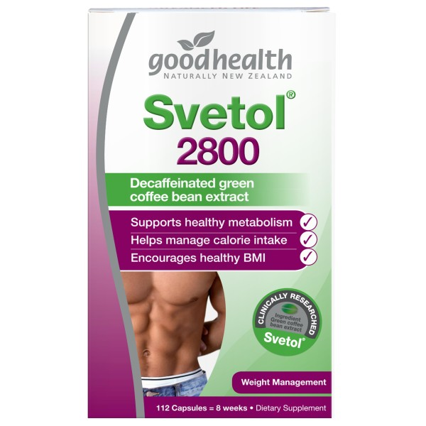 Good Health Svetol 2800 112 Capsules