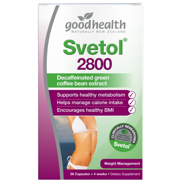 Good Health Svetol 2800 56 Capsules