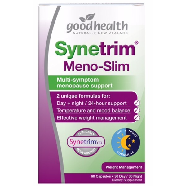 Good Health Synetrim Meno-Slim 60 Capsules