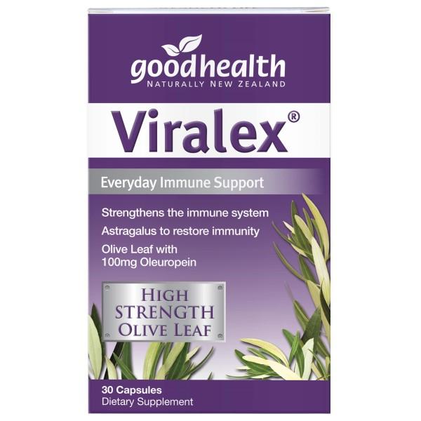 Good Health Viralex 30 Capsules