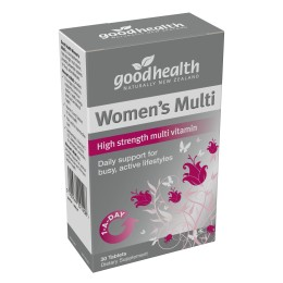 Good Health Women's Multi 30 Tablets