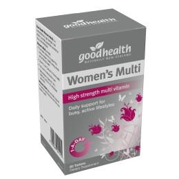 Good Health Women's Multi 60 Tablets