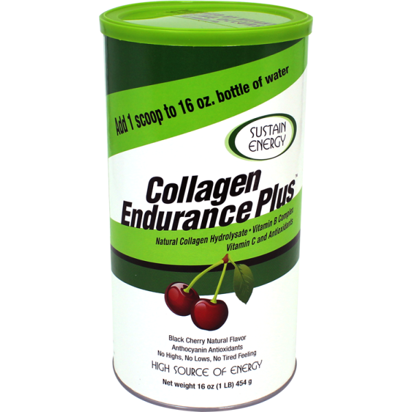 Great Lakes Gelatin Collagen Endurance Plus 454g