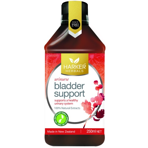 Harker Herbals Bladder Support Urinurse 250ml