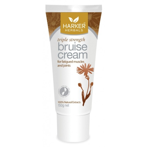 Harker Herbals Bruise Cream For Muscles & Joints 150g