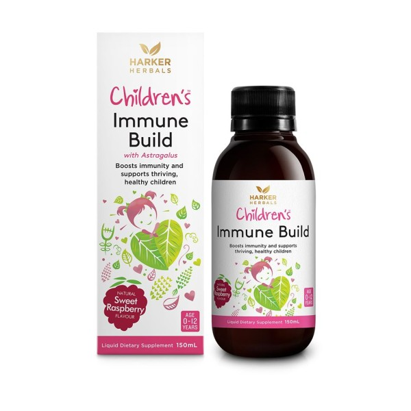 Harker Herbals Children's Immune Build 150ml