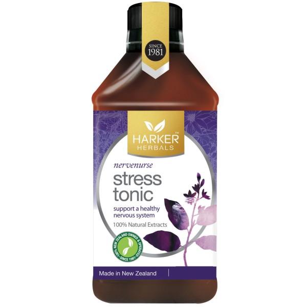 Harker Herbals Stress Tonic Nervenurse 500ml