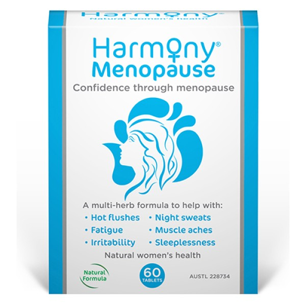 Harmony Menopause Formula 60 Tablets