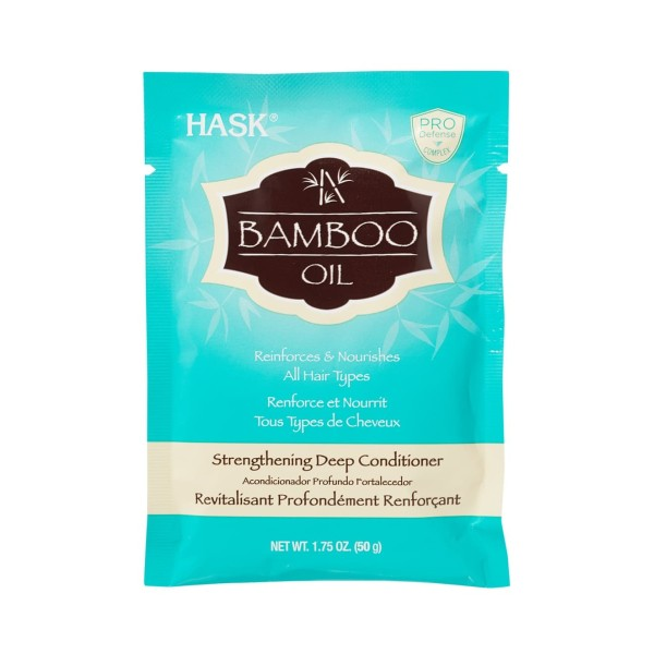 Hask Bamboo Oil Strengthening Sachet