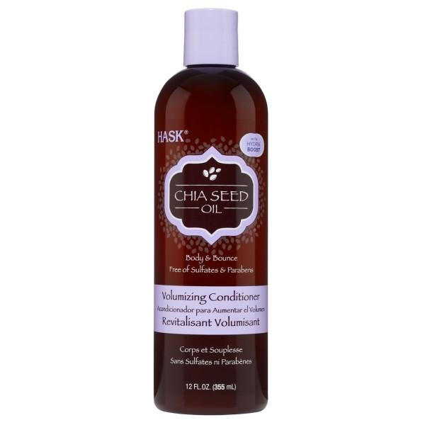 Hask Chia Seed Oil Volumizing Conditioner 355ml