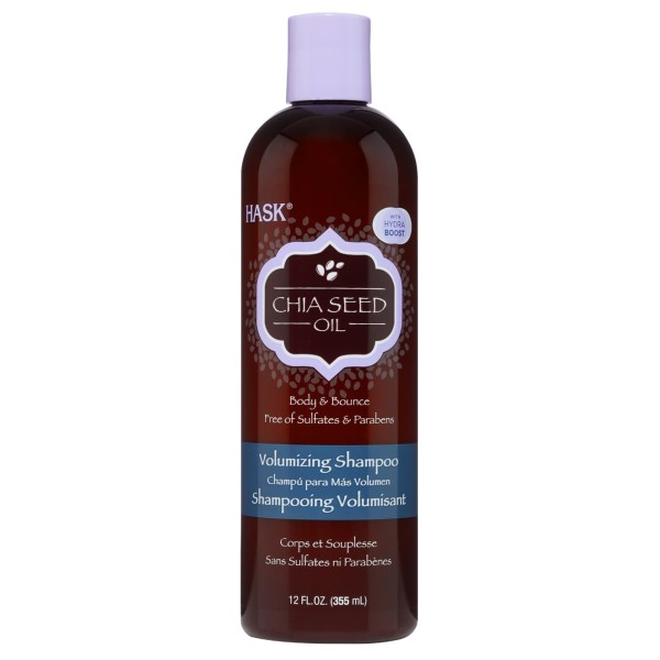 Hask Chia Seed Oil Volumizing Shampoo 355ml