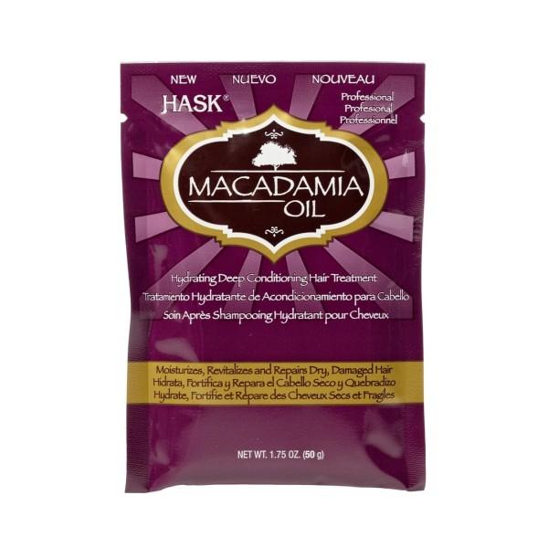 Hask Macadamia Oil Moisturizing Sachet 50g