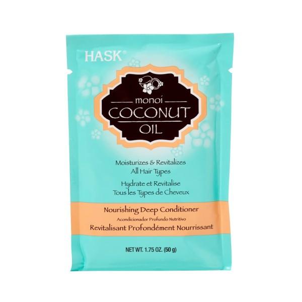 Hask Monoi Coconut Oil Nourishing Sachet 50g