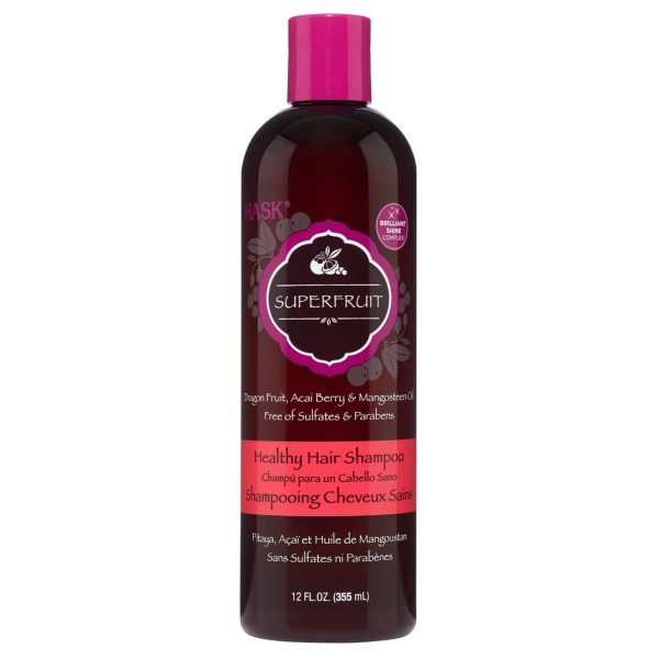 Hask Superfruit Healthy Hair Shampoo 355ml