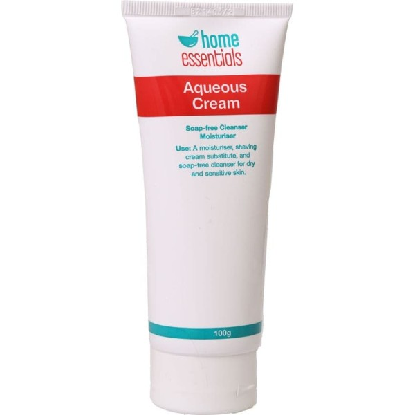 Home Essentials Aqueous Cream SLS Free 100g