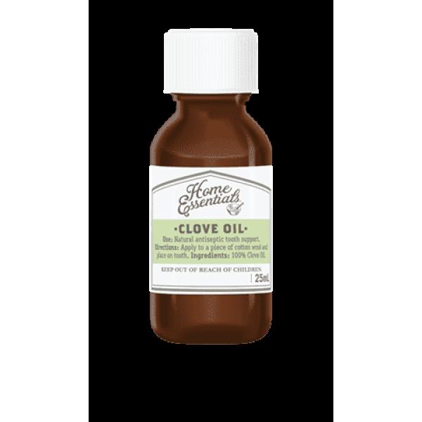 Home Essentials Clove Oil 25ml