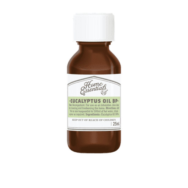 Home Essentials Eucalyptus Oil 25ml