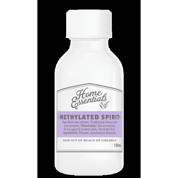 Home Essentials Methylated Spirit 100ml