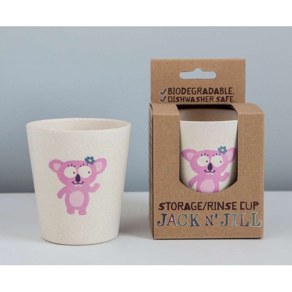 Jack N Jill Storage/Rinse Cup Koala