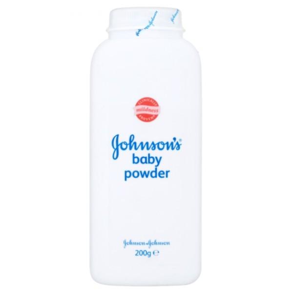 Johnson & Johnson Baby Powder 200g