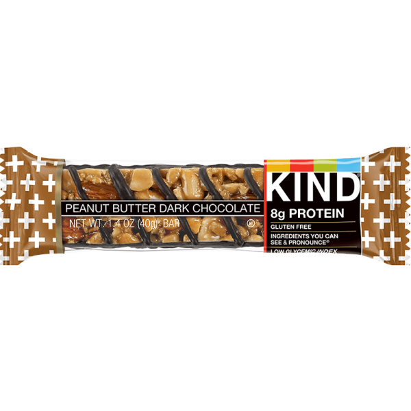 Kind Nut Bars Peanut Butter Dark Chocolate 40g