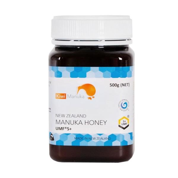 Kiwi Manuka Manuka Honey UMF 5+ 500g