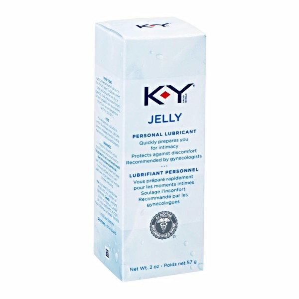 KY Jelly Personal Lubricant 57g