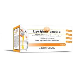 LivOn Labs Lypo-Spheric Vitamin C 30 Pack 5.7ml Each