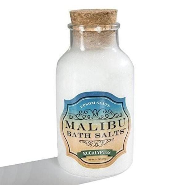 Malibu Bath Salts 624g Eucalyptus