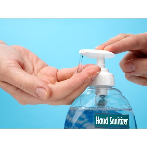 Melric WaterFree Antibacterial Alcohol Hand Wash Gel 300ml