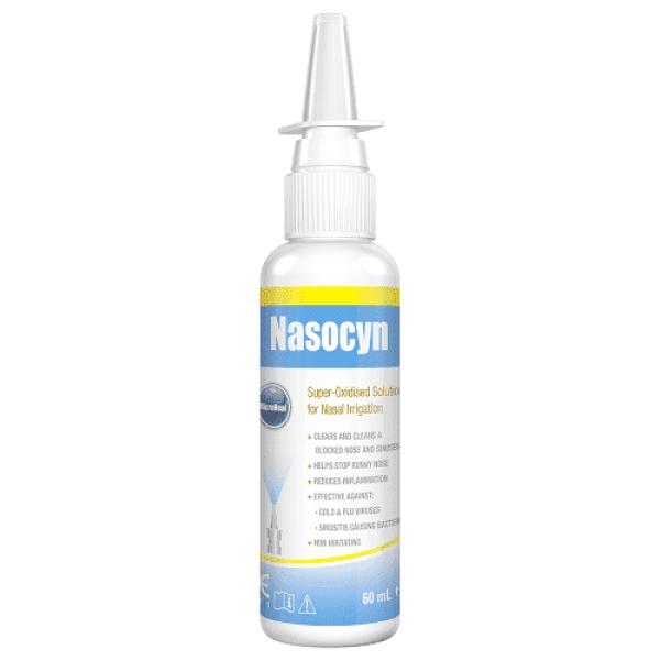 MicroHeal Nasocyn Nasal Spray 60g