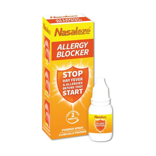 Nasaleze Allergy Blocker Powder Spray