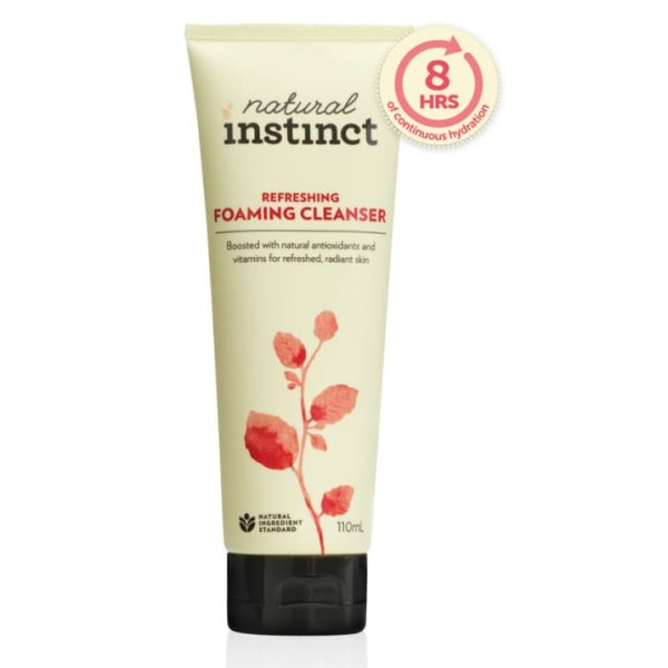 Natural Instinct Refreshing Foaming Cleanser 110ml