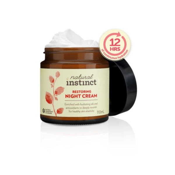 Natural Instinct Restoring Night Cream 110ml