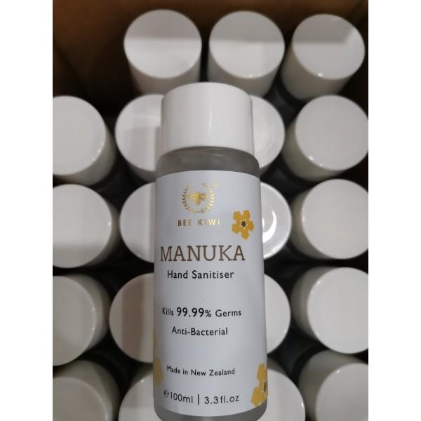 Bee Kiwi Alcohol with Manuka Oil Hand Sanitiser 100ml