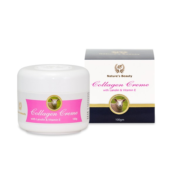 Nature's Beauty Collagen Creme 100g