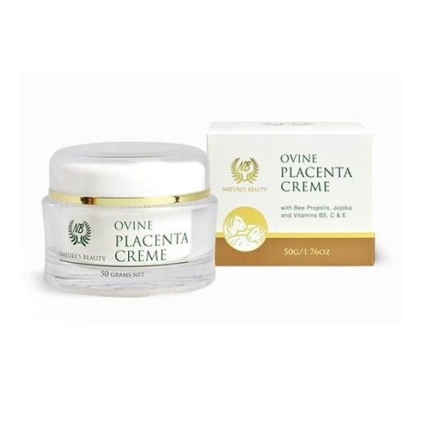 Nature's Beauty Ovine Placenta Creme 50g