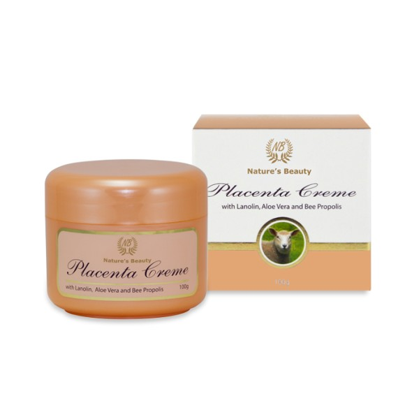 Nature's Beauty Placenta Creme 100g