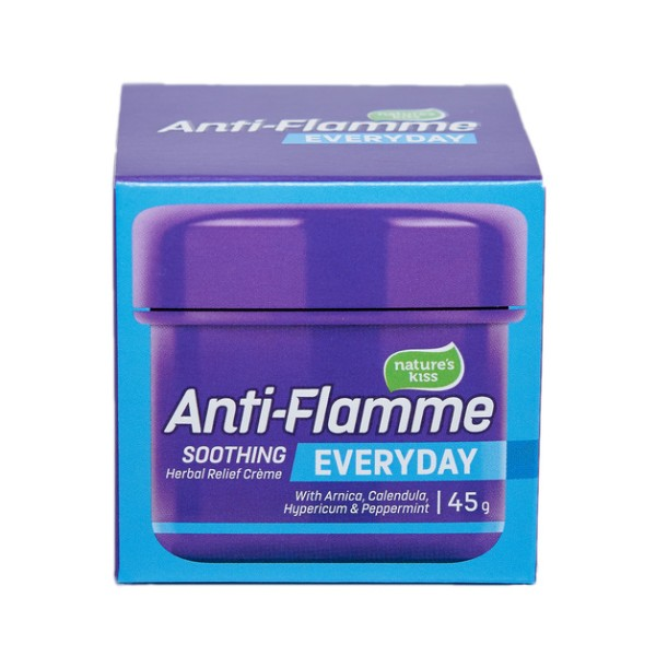 Nature's Kiss Anti-Flamme Creme 45g