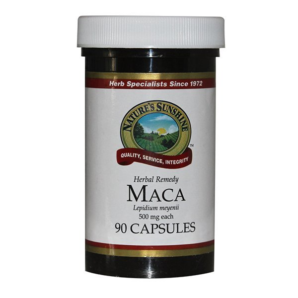 Nature's Sunshine Maca 90 Capsules