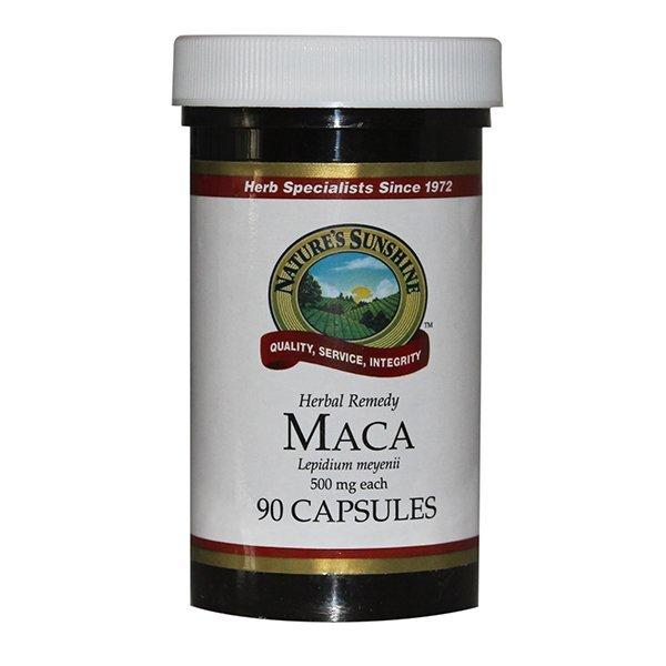 Nature's Sunshine Maca 90 Capsules