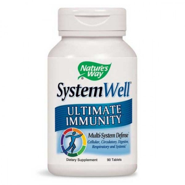 Nature's Way System Well 90 Tablets