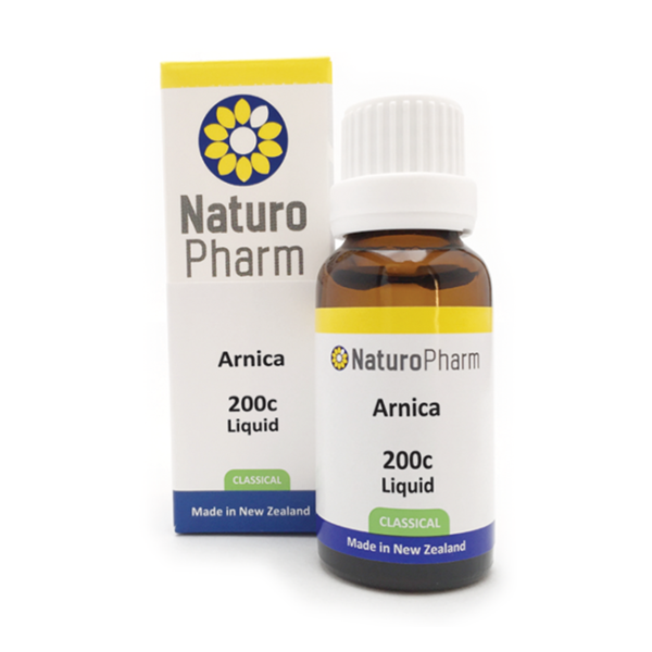 Naturo Pharm Arnica 200c Liquid 20ml